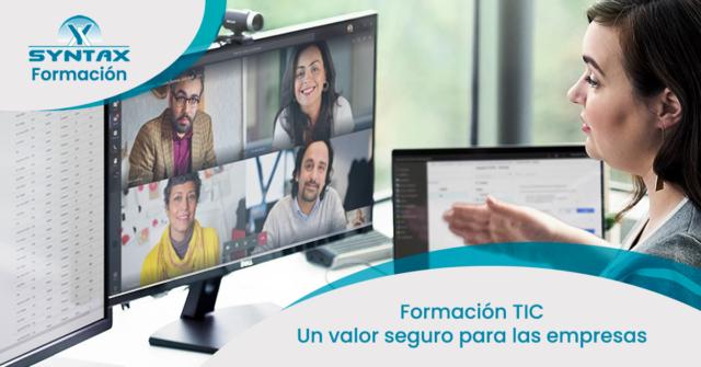 Syntax - Formación TIC un valor seguro para las empresas